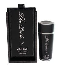 The Pride Pour Homme By Armaf 3.3/3.4oz. Eau De Parfum Spray For Men New In Box