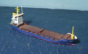 """CONRAD-HANSA 1:1250 EGY. Containerschiff """" TAKITIMU """" CO-S 10434"""