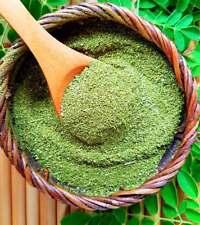 moringa leaf & seed powder/polvo de hoja y semilla de mornga