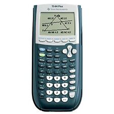 Texas Instruments Ti 84 Plus Graphing Calculator Very Good