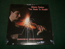 Too Haute To Handle Jerome Couture~NEW~AUTOGRAPHED~1988 Private Violin & Synth