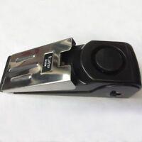 Hotel Wedge Home System Beeper Travel Security Door Stop Alarm Alert Portable