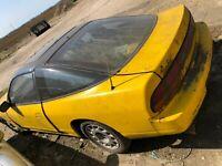 Nissan S13 200sx 180sx Silvia drift track race project. CA18DET Manual