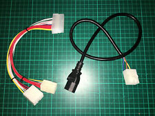 Cable Adapter Model 2 Alimentation ATX Borne Arcade Sega Rally 1 Power Supply
