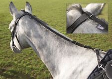 Shires Horse Pony Daisy Rein 4250 5051771517339 Onesize Black