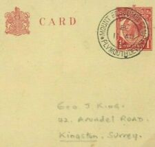 More details for gb scouting cover *mount edgcumbe camp* plymouth devon cds last day 1936 41d