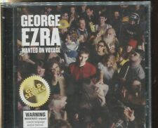 George Ezra Wanted on Voyage Deluxe Edition 16 Tracks CD Unsealed