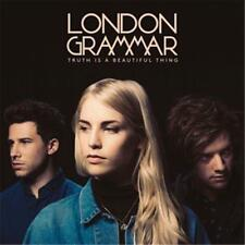 LONDON GRAMMAR Truth Is A Beautiful Thing CD BRAND NEW