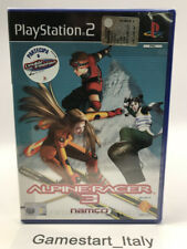 ALPINE RACER 3 - SONY PS2 - VIDEOGIOCO NUOVO SIGILLATO - NEW SEALED PAL VERSION
