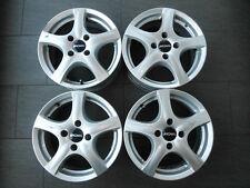 4 Ronal Audi Ford Mazda Alufelgen KBA45820 15Zoll 6Jx15 ET40 LK4x108 42R5604.05
