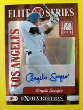 2011 ANGELO SONGCO ROOKIE HAND SIGNED & NUMBERED 052/199 DONRUSS ELITE #3 (READ)