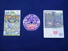 JEU Nintendo Wii : MONSTER LAB (Eidos COMPLET envoi suivi)