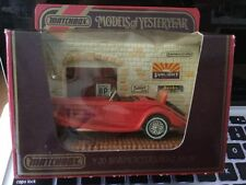 Matchbox Models of Yesteryear Mercedes Contemporary Diecast Cars, Trucks & Vans