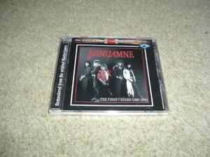 VANDAMNE - THE FRIST CRIMES - CD ALBUM - LOST UK JEWELS - ONLY 500 MADE - DOKKEN