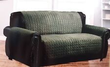 "Furniture Protector Cover Quilted Dormire For Loveseat 70""x88"" New."