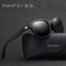 Gafas de sol polarizadas para caber sobre grandes Gafas Envoltura de conducción