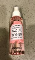 Brand New Trader Joe's Rose Water Facial Toner Hydrate and Refresh Spray 4oz