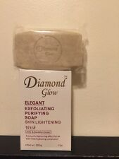 Diamond Glow Elegant Exfoliating Purifying Soap . FAST SHIPPING