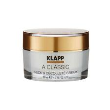 KLAPP A Classic Neck & Decollete Cream 50 ml