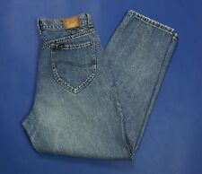 Lee baggy jeans donna vintage usato mom hot vita alta W31 tg 45 boyfriend T3195