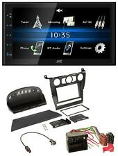 JVC 2DIN Bluetooth MP3 AUX USB Autoradio für BMW 5er (E60, 2003-2007)