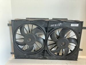 Jeep Patriot radiator cooling fan 1115107ve genuine 2.4 2008 year