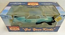 1970 CHEVROLET CHEVELLE SS 454 - 1/18 SCALE ROUTE 66 DIECAST CAR - MIB