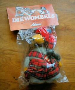 MINT IN PACKET RARE OLD SCHUCO WOMBLE, VINTAGE 1970S - 1980S, OLD RARE