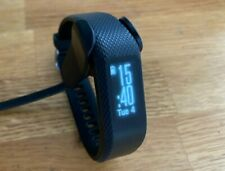 Garmin Vivosmart 3 Activity Tracker & Charger, Size M - Black VGC