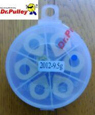 Galets de variateur Dr Pulley 20x12x6 9,5g spécifiques scooter MBK Evolis 125