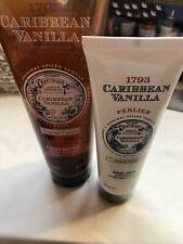 Perlier Caribbean Vanilla Shower Gel & Body Butter Set New!!