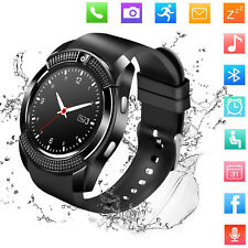 Smart Watch Bluetooth Smartwatch Remote Camera For Android Samsung S8 Huawei P30