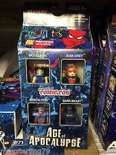Marvel Minimates AOA Age of Apocalypse Box Set Wolverine Jean Grey Dark Beast
