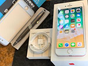 Apple iPhone 7 (32gb) Verizon World Unlocked (A1660) Silver: MiNT {iOS14}85%