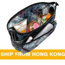 Medium Pouch Reversible Organizer Tidy Travel Insert Handbag Cosmetic Makeup Bag