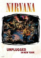 dvd musicale Nirvana - Unplugged in New York