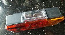 Trabant Kübel Rücklicht Dreikammerleuchte incl Kennzeichenbeleuchtung Ruhla HP