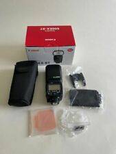 Canon Speedlite 600EX-RT used in great condition
