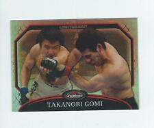 2011 Finest UFC Refractor #8 Takanori Gomi /888