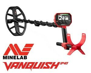 Minelab Vanquish 340 brand new with extras