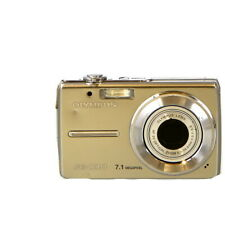 Olympus Fe-230 Digital Camera (Camera Only) {7.1 M/P} Point and shoot Ug