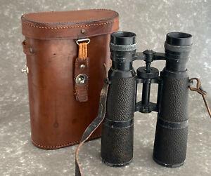 Hensoldt-Wetzlar Jagd-Dialyt 6x42 Fernglas D.R.P. Binoculars