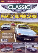 July Monthly Cars, Pre-1960 Magazines in English