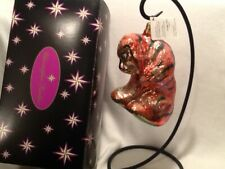 Christopher Radko Bengal Tiger Ornament- Mib