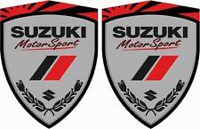 Suzuki Swift Sport SZ5 SZ Motorsport 80mm wing Decals Stickers