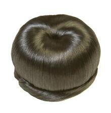 Frankie Essex Hair Clip-In Over Sized Ballerina Bun, Colour #4 Hot Toffee