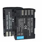 2 PACK Battery for Panasonic DMW-BLF19E DC-GH5GK DC-G9 DC-G9GK-K