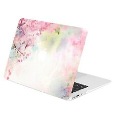 """Cherry Blossom Graphic Rubberized Hard Case for Macbook Air 13"""" A1369 & A1466"""