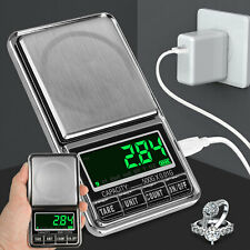 Portable Pocket Electronic Scales Jewellery Gold Weighing Mini Digital Scale