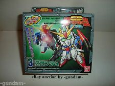 Bandai SD Turn Flash #3 Z Gundam from Zeta model kit w electronics light + sound